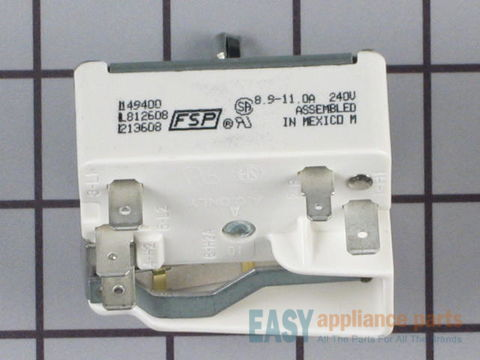 11740783-3-S-Whirlpool-WP3149400-Surface Burner Element Switch - 8""