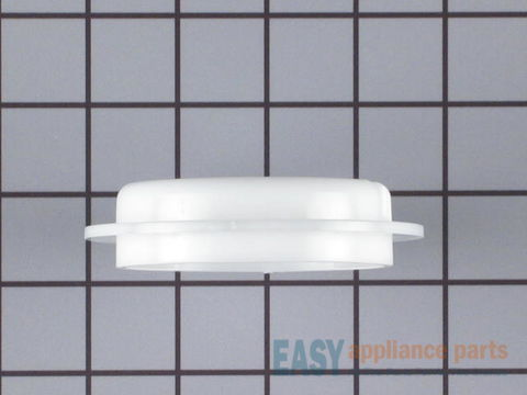 11747838-3-S-Whirlpool-WPD7749401-Icemaker Helix End Cap - white