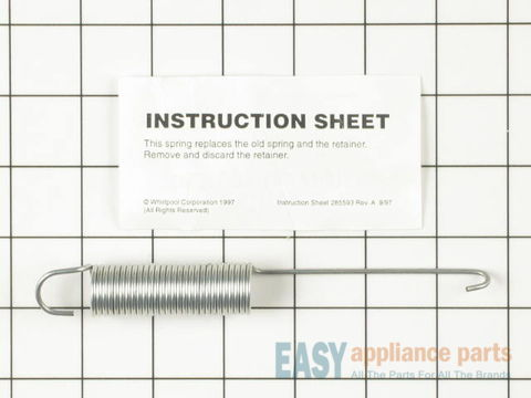 11751118-2-S-Whirlpool-WPW10250667-Tub Spring