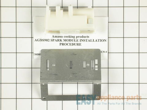 2034431-1-S-Whirlpool-32020101-Spark Ignition Module with Bracket