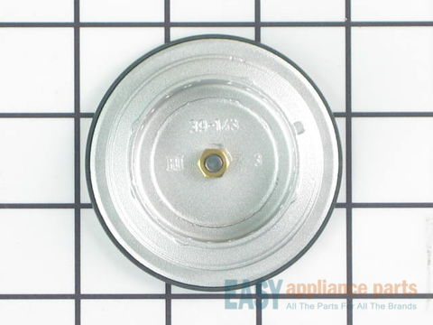 2077296-2-S-Whirlpool-71001689-Burner Cap - Black
