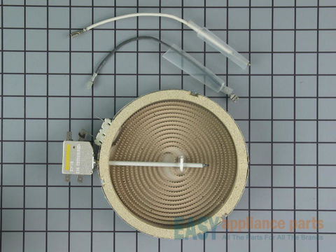 2081079-1-S-Whirlpool-74002653-Surface Burner Element with Limiter - 6""