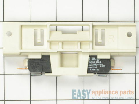 2099645-1-S-Whirlpool-99002254-Door Switches and Holder Assembly
