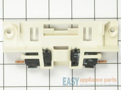 2099645-2-S-Whirlpool-99002254-Door Switches and Holder Assembly