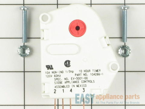 2168038-1-S-Whirlpool-R0168027-Defrost Timer