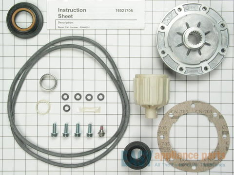 2174602-1-S-Whirlpool-R9900552-Complete Hub and Seal Kit