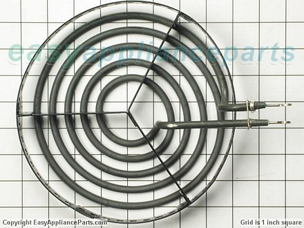 2202791-2-S-Whirlpool-YA145A-Big Pot Burner Element - 8""