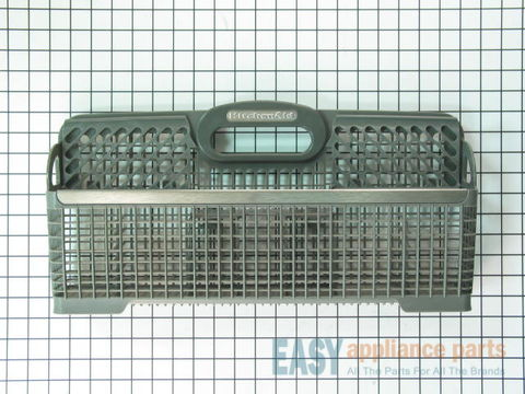 2330355-1-S-Whirlpool-W10190415-Silverware Basket - Gray