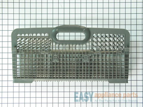 2330355-2-S-Whirlpool-W10190415-Silverware Basket - Gray