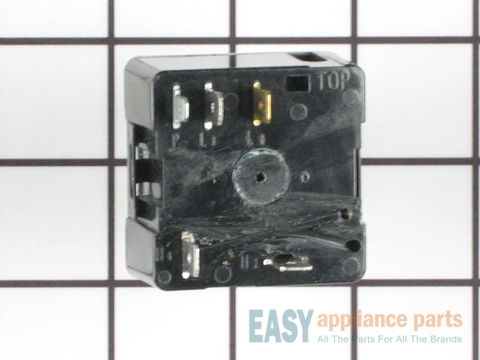 236434-4-S-GE-WB23X10009        -Infinite Burner Switch