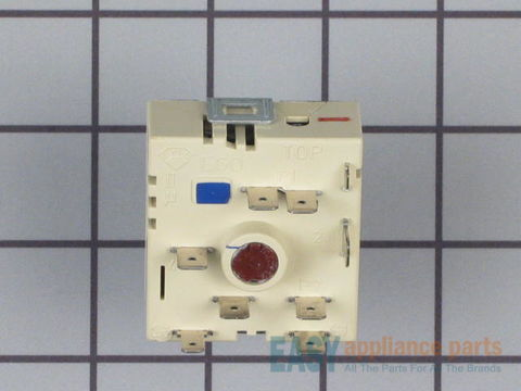 236785-3-S-GE-WB24T10063        -Dual Burner Control Switch