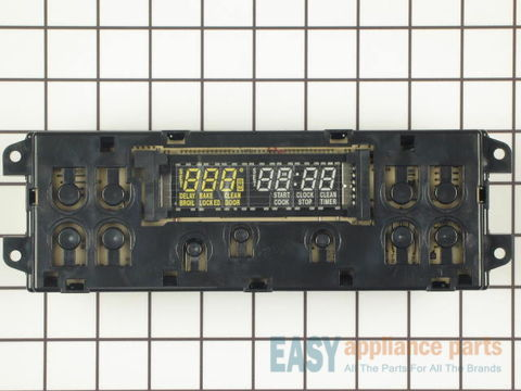 238574-1-S-GE-WB27T10276        -Electronic Clock Control