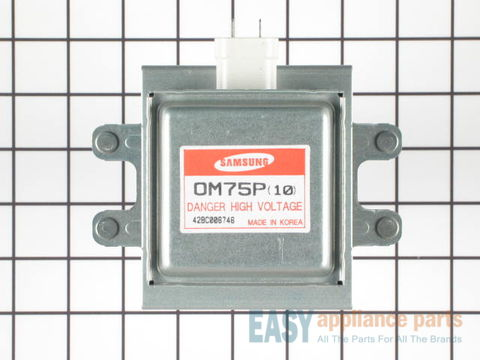 239126-1-S-GE-WB27X10017        -Magnetron