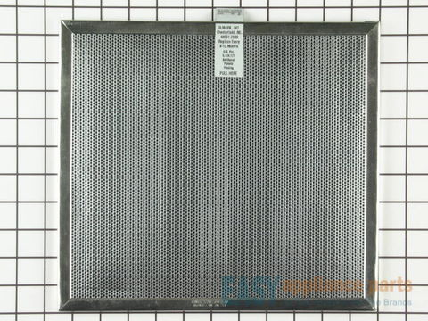 242030-1-S-GE-WB2X2891          -Charcoal Grease Filter