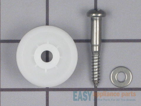 259157-1-S-GE-WD12X332          -White Track Roller Kit