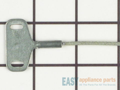 263918-2-S-GE-WD7X14            -Door Cable and Eyelet