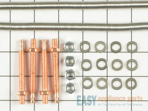 265621-1-S-GE-WE11X260          -Heater 2-Coil Restring Kit - 240V
