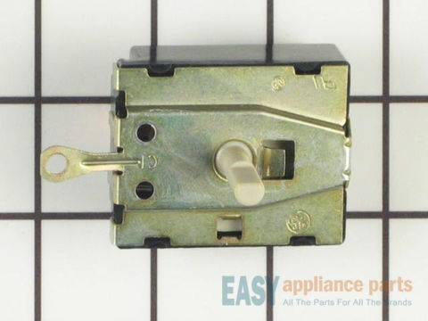 268227-3-S-GE-WE4X782           -Rotary Start Switch