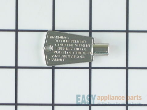 287713-1-S-GE-WR05X10005        -Key - Lock