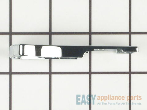 298635-3-S-GE-WR2X7791          -Single Door Handle End Cap Trim - Chrome