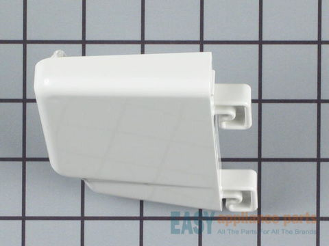 299063-3-S-GE-WR2X8485          -Door Shelf End Cap - Right Side