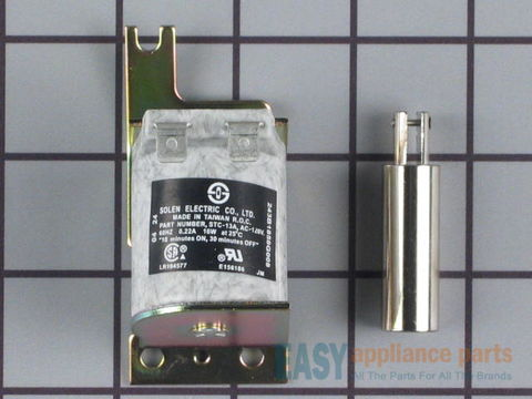 304961-1-S-GE-WR62X107          -Dispenser Door Solenoid Kit