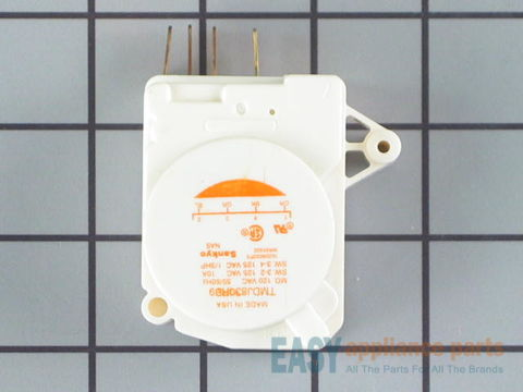 310869-1-S-GE-WR9X502           -Defrost Timer