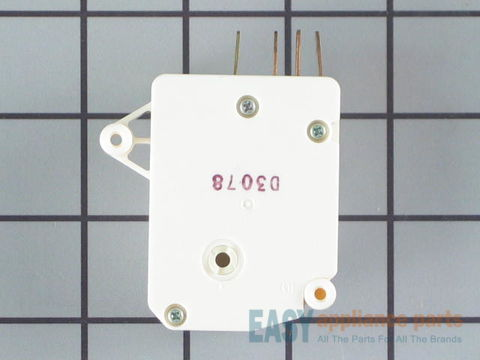 310869-3-S-GE-WR9X502           -Defrost Timer
