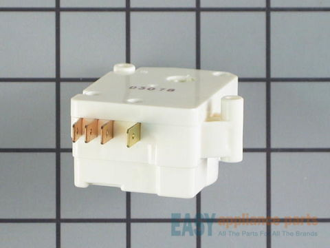 310869-4-S-GE-WR9X502           -Defrost Timer