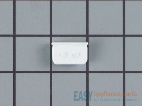 323629-3-S-Whirlpool-2156007           -End Cap Trim - White