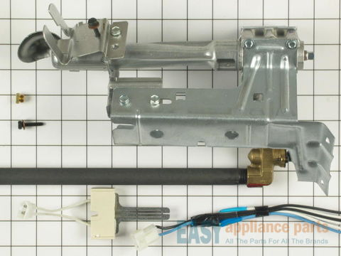 334220-3-S-Whirlpool-279536            -Gas Burner Assembly