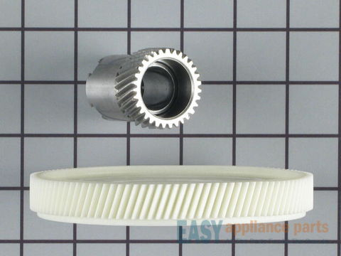334496-3-S-Whirlpool-285362            -Gear and Pinion Kit