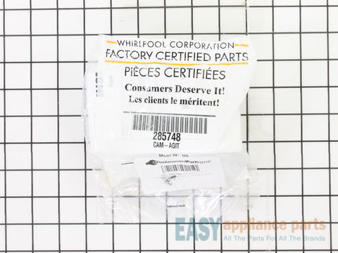 334622-3-S-Whirlpool-285748            -Agitator Repair Kit