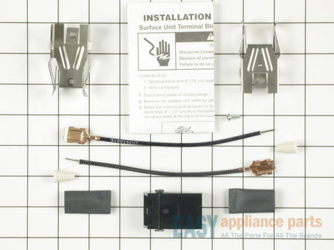 340571-2-S-Whirlpool-330031            -Surface Burner Plug-In Block Kit