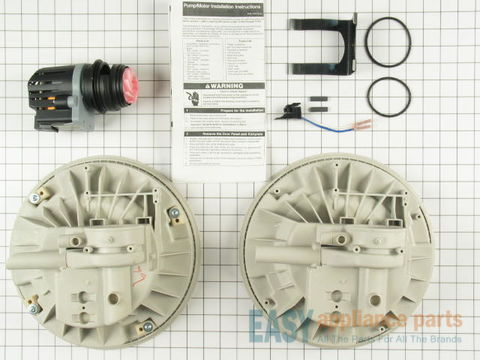 3501033-2-S-Frigidaire-154859501-Pump and Motor Kit