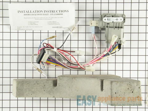 3655062-2-S-Frigidaire-137523400-Door Lock & Switch Kit