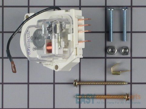376605-3-S-Whirlpool-482493            -Defrost Timer Kit