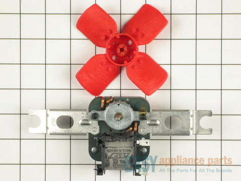 376645-2-S-Whirlpool-482731            -Evaporator Fan Motor Kit