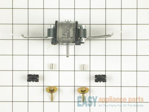 376645-3-S-Whirlpool-482731            -Evaporator Fan Motor Kit