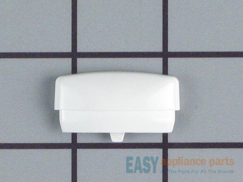 427132-1-S-Frigidaire-218025301         -Door Handle End Cap