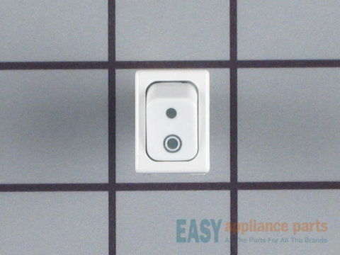 438350-4-S-Frigidaire-316086901         -Dual Element Rocker Switch - White