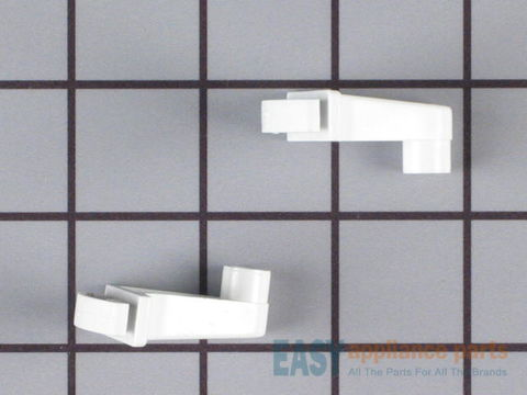 469919-3-S-Frigidaire-5303925379        -End Cap Set - Includes Right and Left - White